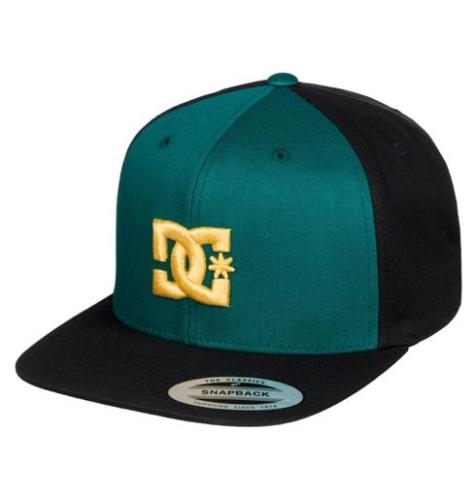 HAT Snappy  <br />หมวก DC รุ่น ADYHA00058 (สีเขียว)