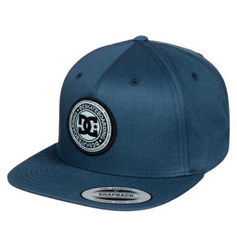 HAT Stapler <br /> หมวก DC รุ่น ADYHA03010 (สีกรม)