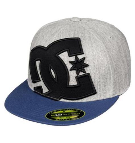 HAT Ya Heard  <br />หมวก DC รุ่น ADYHA00141 (สีเทา)