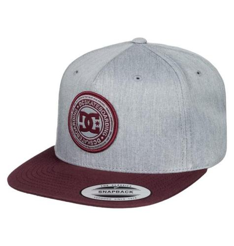 HAT Stapler <br /> หมวก DC รุ่น ADYHA03010 (สีเทา)