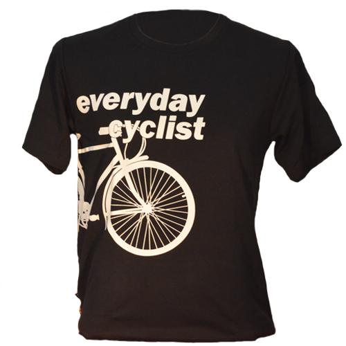 Men's Sportswear Style 2 เสื้อปั่นจักรยานผู้ชาย Casual แบบที่ 2 สีดำ