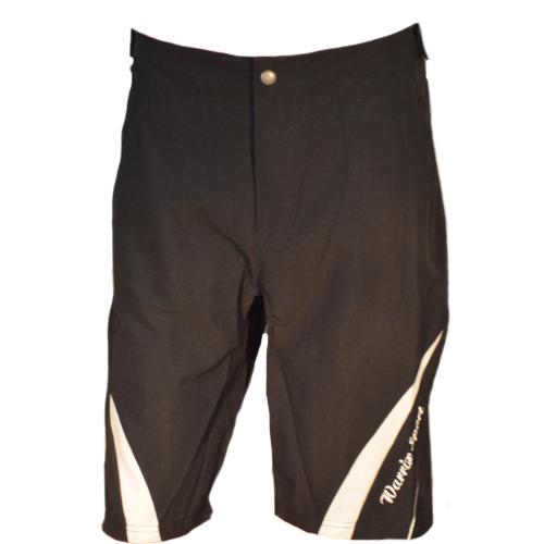 Women's Sportswear Style 3 กางเกงปั่นจักรยานผู้หญิง แบบที่ 3 สีดำ