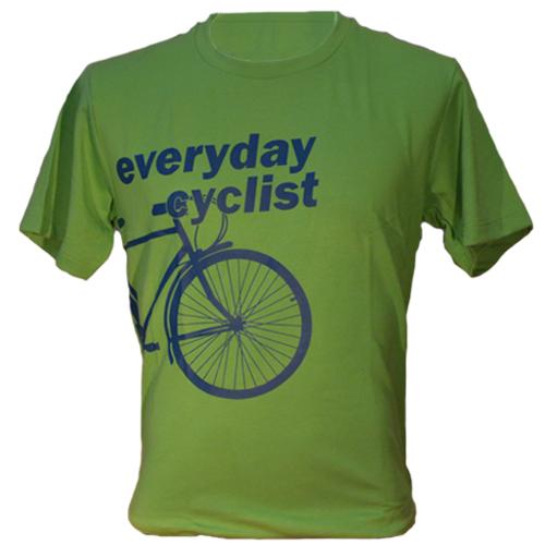 Men's Sportswear Style 2 <br />เสื้อปั่นจักรยานผู้ชาย Casual แบบที่ 2 สีเขียว