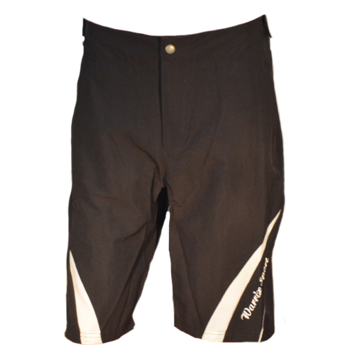 Men's Sportswear Style 4 กางเกงปั่นจักรยานผู้ชาย แบบที่ 4 สีดำ