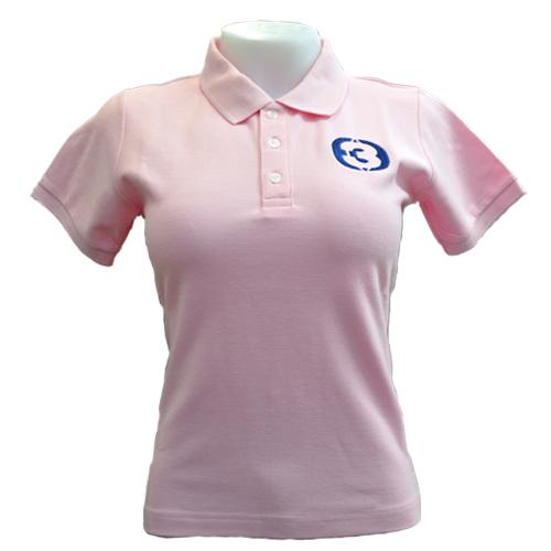Polo Woman (Pink) <br />เสื้อโปโลผู้หญิงสีชมพู