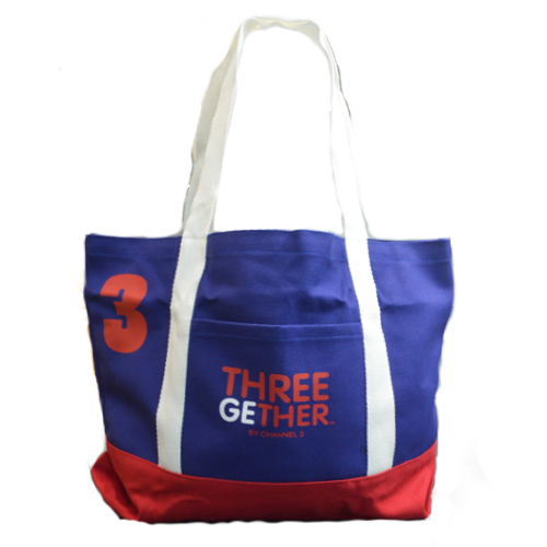 Bag Canvas (Nevy)  <br />กระเป๋าแคนวาสสีกรม