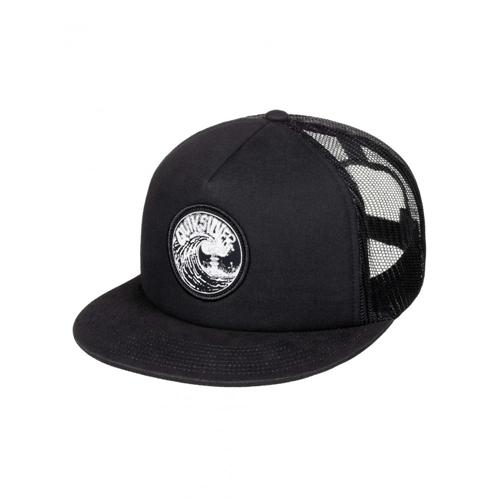 FISSION TRUCKER CAP หมวก (สีดำ) รุ่น AQYHA03471