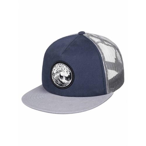 FISSION TRUCKER CAP หมวก (สีกรม) รุ่น AQYHA03471