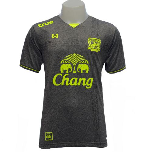 T-Shirt Suphanburi FC (Grey) <br />เสื้อแข่งสุพรรณบุรี เอฟซี (สีเทา)