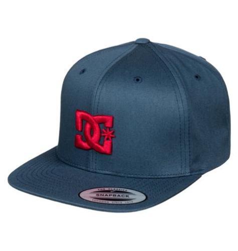 HAT Snappy <br /> หมวก DC รุ่น ADYHA00058 (สีกรม)