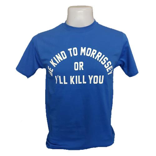 Morrisey Navy Tshirt