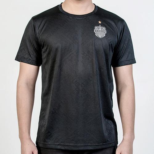 เสื้อ T-shirt Bodymap สีดำ