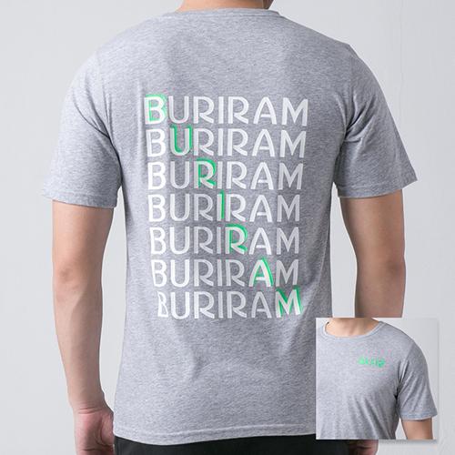 เสื้อ T-shirt GU12 เทา