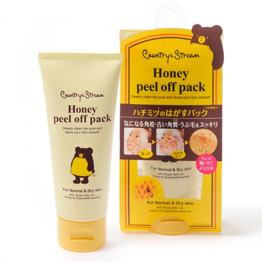 Country&Stream Honey Peel Off Pack