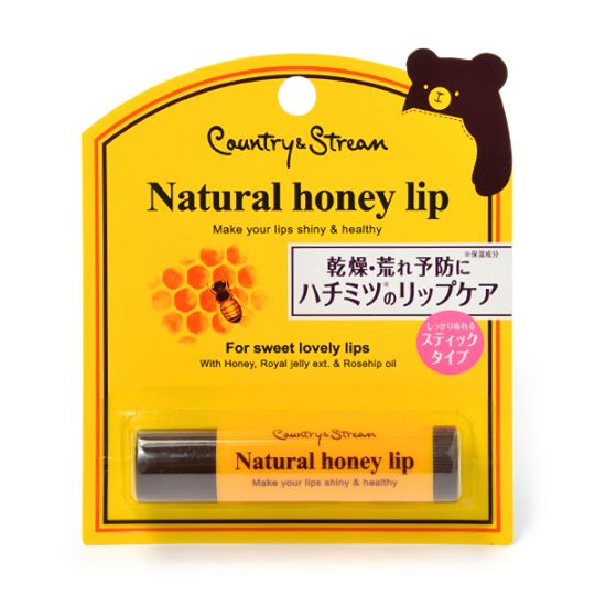 Country&Stream Natural Honey lip HM