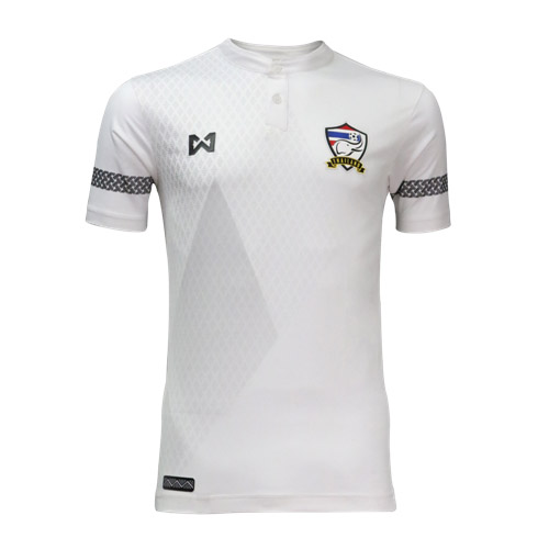 เสื้อแข่งชุดเหย้า ทีมชาติไทย 2017 Fan Grade สีขาว