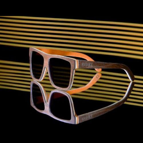 แว่น DECK รุ่น Giant Brown