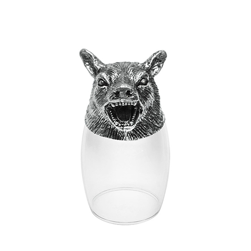 Shot Glass 12 Chinese Zodiac - Fox