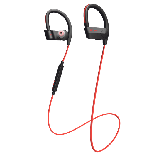 Jabra Sport Pace Wireless Red