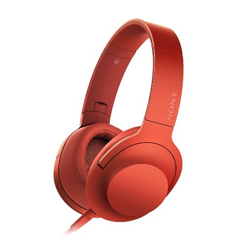 Sony MDR-100AAP Red