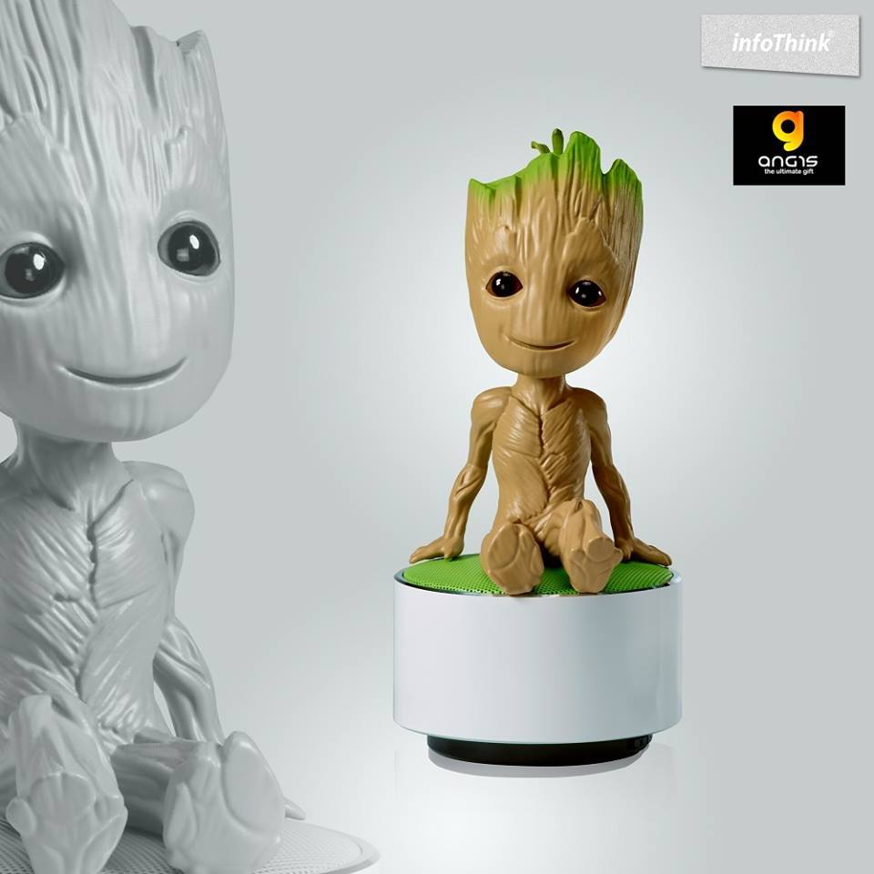 GROOT Series Bluetooth Speaker