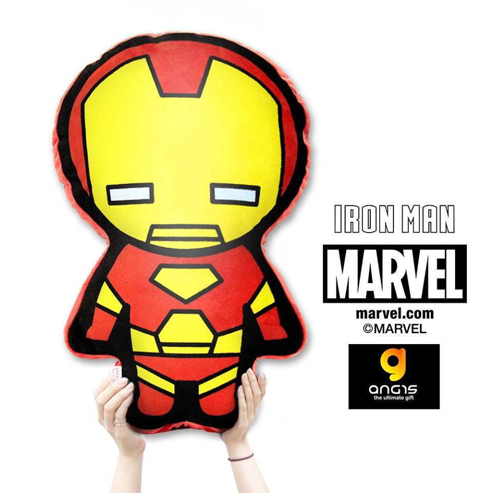 IRON MAN - Pillow