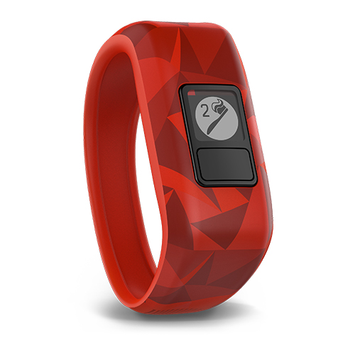 Garmin vivofit jr.Broken Lava