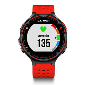 Garmin Forerunner 235 Lava Red/Black