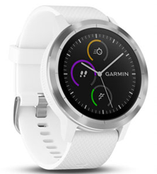 Garmin vivoactive 3 ขาว (White & Stainless)