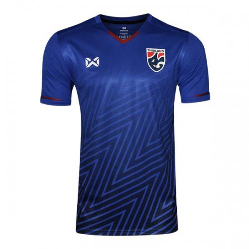 เสื้อเชียร์ฟุตบอล(ผู้ชาย)ทีมชาติไทย2018 สีน้ำเงิน (V.2)
