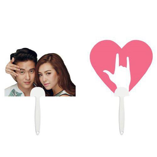 Fan Couple JamesJi&Bella <br />พัดคู่จิ้น เจมส์จิ-เบลล่า