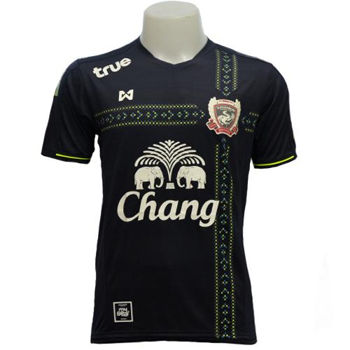 T-Shirt Suphanburi FC Home Team (Navy) <br />เสื้อแข่งสุพรรณบุรี เอฟซี ทีมเหย้า (สีกรม)
