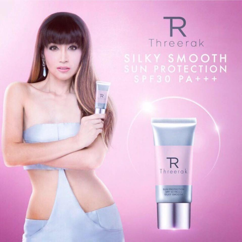 THREERAK Silky Smooth Sun Protection SPF30 PA+++