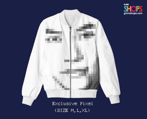 Preorder Jacket BIE EXCLUSIVE PIXEL