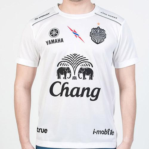 เสื้อซ้อม T-shirt สีขาว