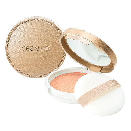 Cezanne UV Silk Powder SPF48PA+++