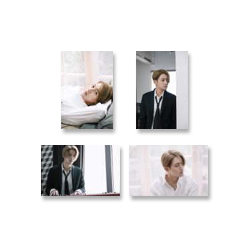 KIM HYUN JOONG Photo card set